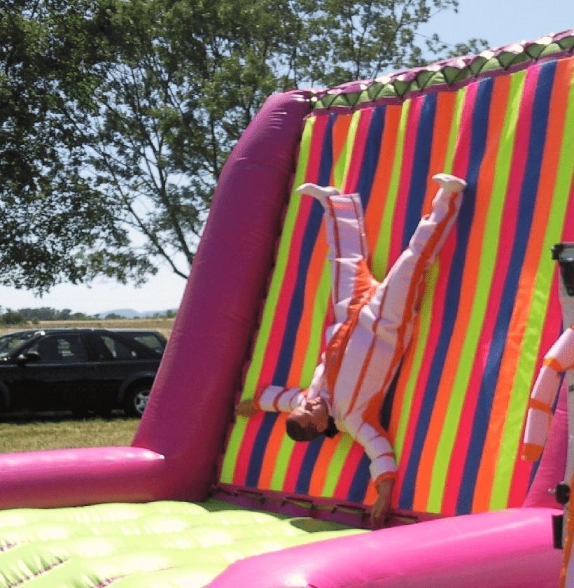 château gonflable
